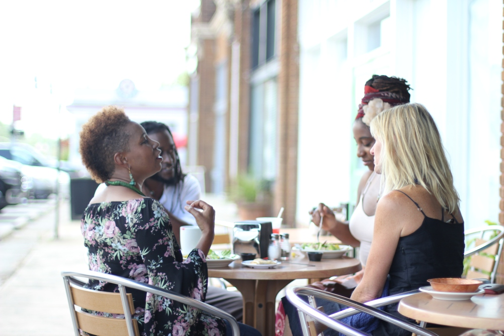 Conversation Dinner with Coach Versandra Kania Male Female