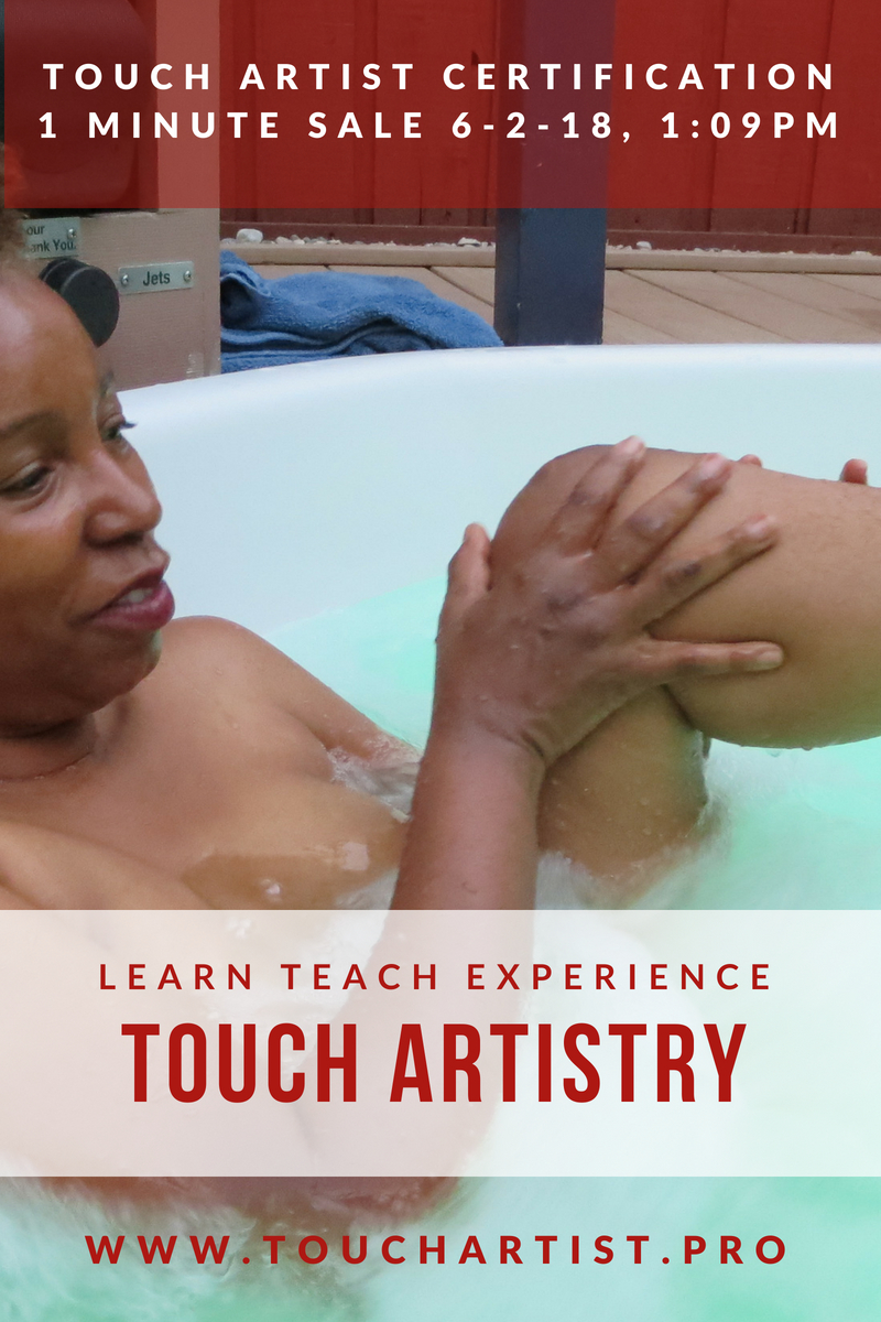 Learn Teach Experience Touch Artistry 1 Minute